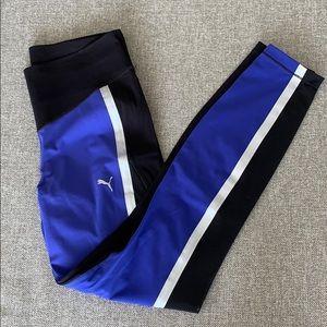 ✨ PUMA leggings with mesh sides ✨